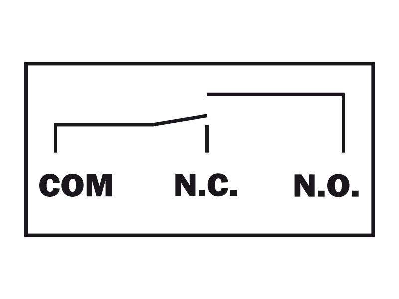 Contacts arrangement