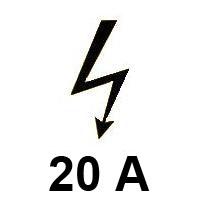 Zesílené elektrické kontakty do proudu 20A