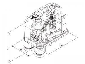 Rozměry - LPR5