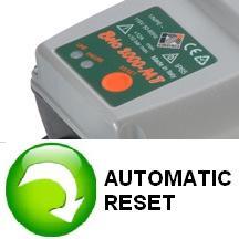 Automatický reset