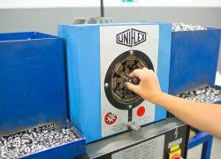 Italflexo - opracování mechanických tlakových spínačů