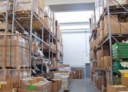 Italflexo - skladové prostory