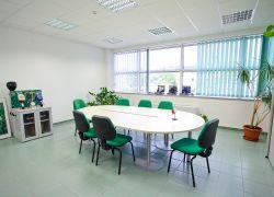 Italflexo - interiérové prostory pro prezentaci
