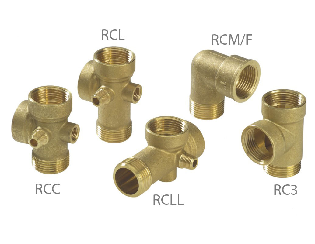 Brass fitings